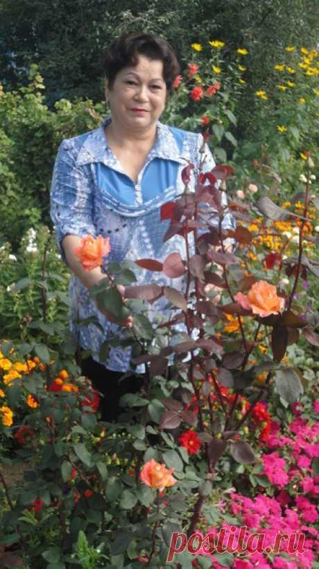 Назия Баширова