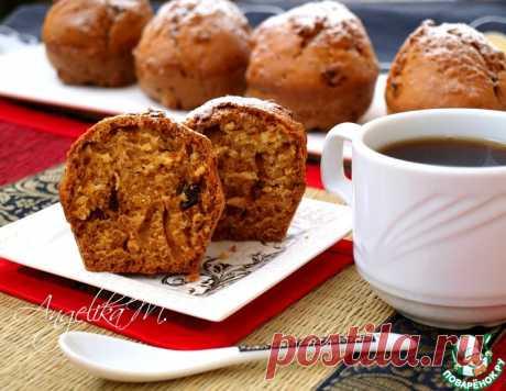 Кексы с черносливом на кефире – кулинарный рецепт