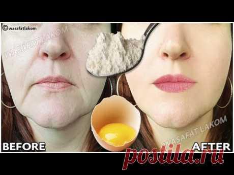 Маска для удаления морщин и отмерших клеток, 👌 маска, которая сделает вашу кожу подтянутой.