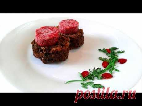 Колбаса из Вишни ✧ ძეხვი ✧ Сытное блюдо Грузинской Кухни рецепт времен Царицы Тамары XII век