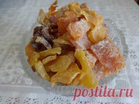 Цукаты из тыквы-очень вкусные и полезные домашние сладости | Рекомендательная система Пульс Mail.ru