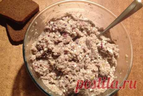 Фаршмак рецепт – еврейская кухня: закуски. «Еда»