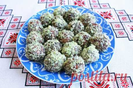 Печенье «Каштаны», которое разлетается со стола в считанные минуты