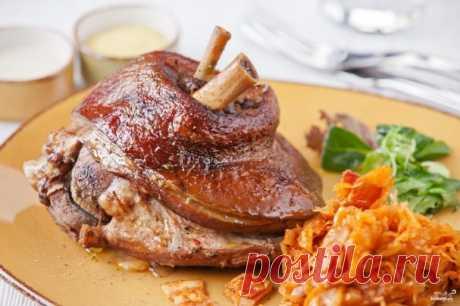 Свиная рулька в мультиварке панасоник - пошаговый рецепт с фото на Повар.ру