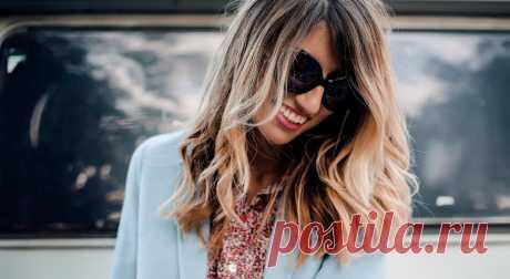 Блестящие и шелковистые: летние трюки по уходу за волосами . Милая Я