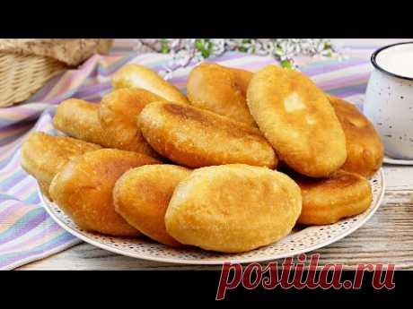Дрожжевое тесто по ГОСТу для жареных пирожков, беляшей, пончиков и пиццы!