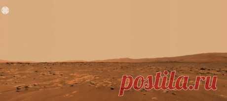 NASA Марсоход Perseverance продолжает выполнение своей мисси на Красной планете. Он удалился от места высадки и сейчас находится близ кратера Йезеро. Ученые полагают, что ранее тут было обширное озеро, имевшее значительные запасы воды. Задачи, стоящие перед марсоходом, значительны и амбициозны, но пока никто не сомневается в том, что он успешно выполнит намеченное. Недавно стало известно о получении нового панорамного изображения марсианской поверхности при помощи штатной стереовизионной…