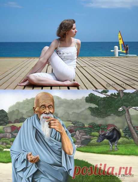 Йога - опасные повороты | Красота Жизни