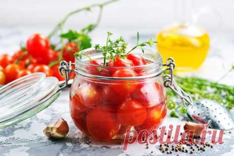 Способы засолки помидоров на зиму — советы от сайта «Едим Дома»
