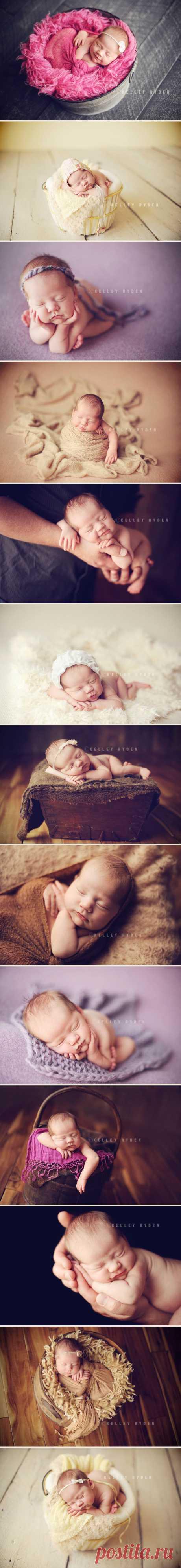 Kelley Ryden newborn photographer, Omaha Nebraska baby photographer