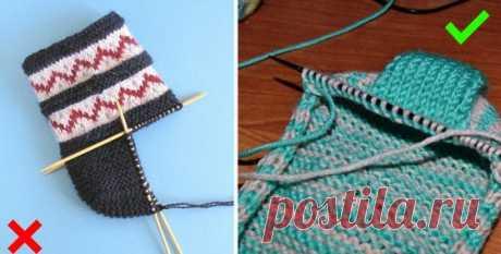 Как связать носки на двух спицах без шва быстро и легко: советы, идеи и мастер класс своими руками Теплые красивые вязаные носки— это лучший подарок для твоих ног вхолодную зиму....