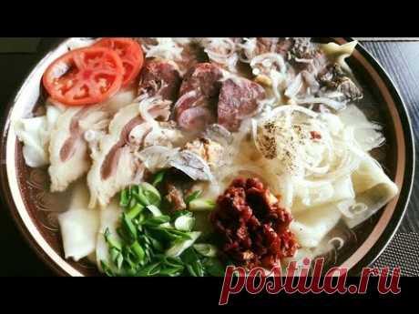 Такой красоты вы еще не видели ! Как готовят в Узбекистане бешбармак!!! Праздники вместе с семьей