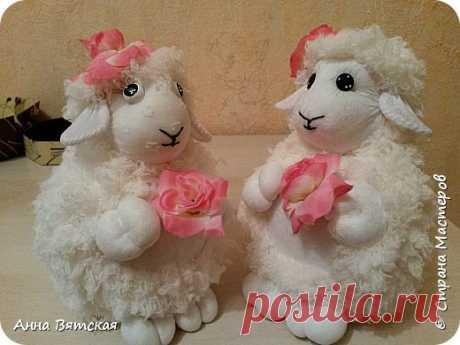 Овечки всякие нужны...овечки всякие важны)))часть 2