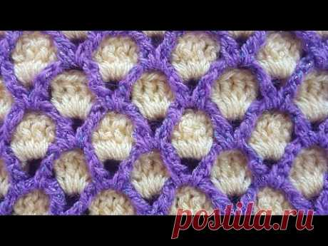 Çift Taraflı Kullanılabilen Kolay Model 2 / Reversible Crochet Pattern