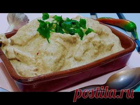Сациви из курицы с орехами. Блюдо лучших ресторанов мира!!