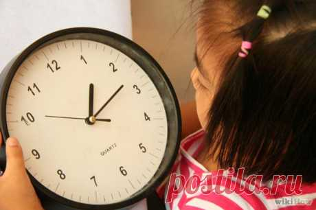 Как научить ребенка определять время по часам? » Женский Мир