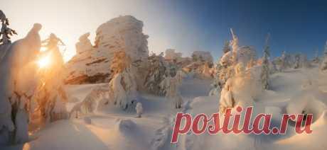 Колчимский (или Помяненный) камень – это гора в Красновишерском районе Пермского края. Его высота 780 метров над уровнем моря. Автор фото: Виталий Истомин.