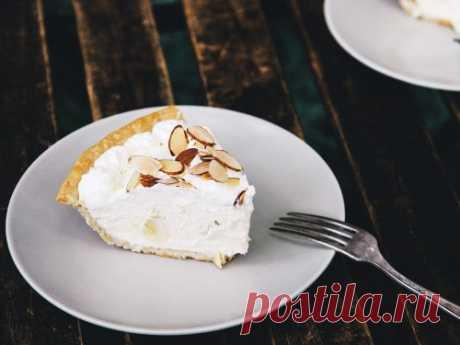 Американский кремовый пирог рецепт с фото
