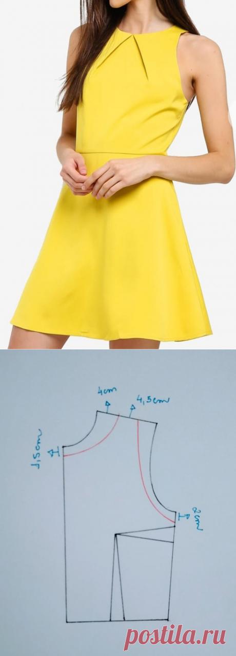 Sihblog - Modelagem e Costura - MOLDE VESTIDO FOFO  padrões, costura modelagem: Выкройки, шитье, моделирование