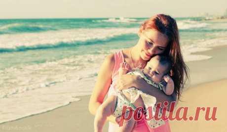 На море с грудничком советы о том, как одеть ребенка на пляж, чтобы ему было комфортно