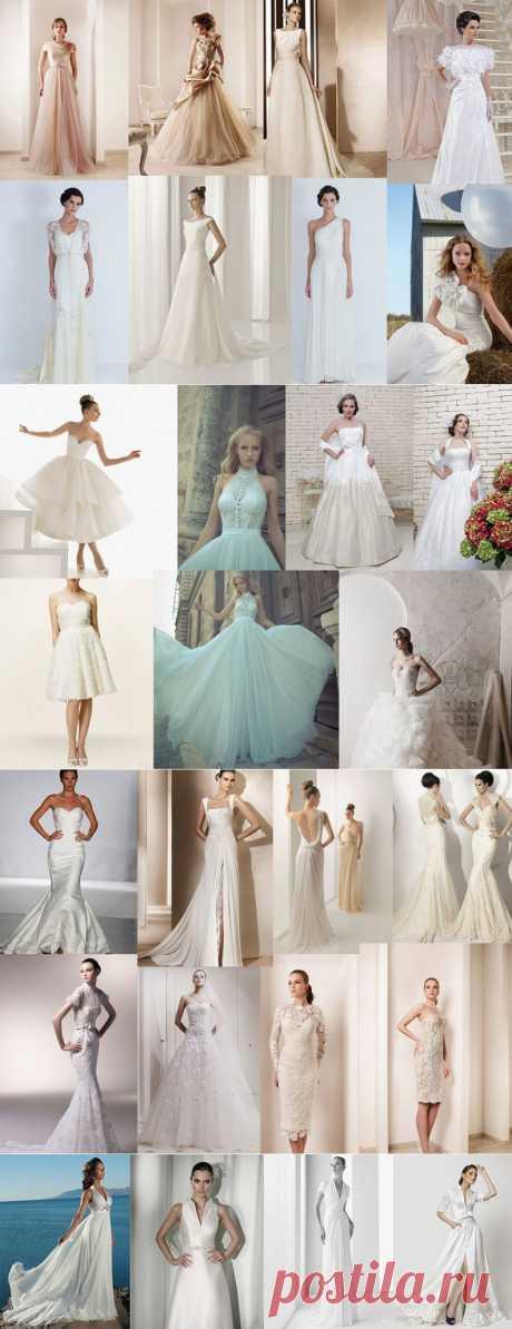 Выбор платья в соответствии с типом фигуры - Philips на Леди@mail.ru
