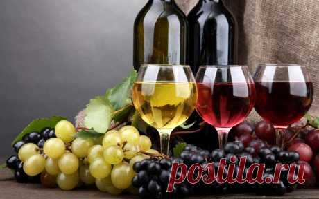 Грузинские вина и другие напитки .
