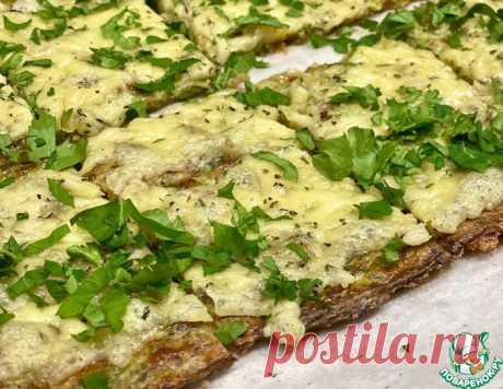 Кабачково-сырное чудо – кулинарный рецепт