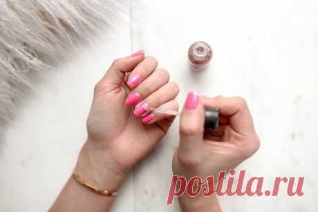 Слоятся ногти: что делать, народные средства - ПолонСил.ру - социальная сеть здоровья - медиаплатформа МирТесен