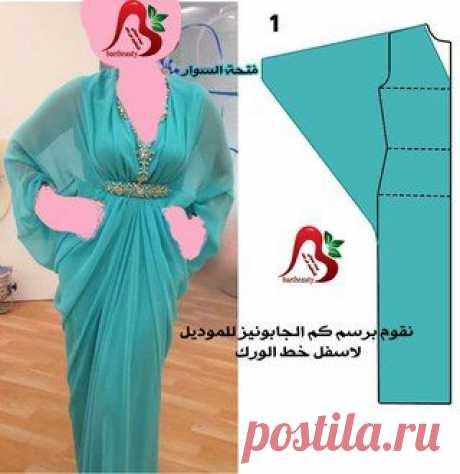Modeling: dresses, skirts, blouses