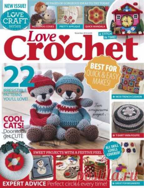 Love Crochet November 2016