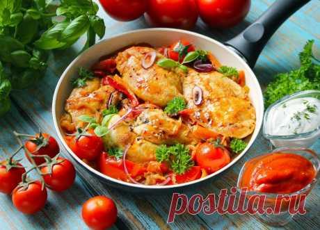 Жареное куриное филе на сковороде с луком рецепт с фото пошагово - 1000.menu