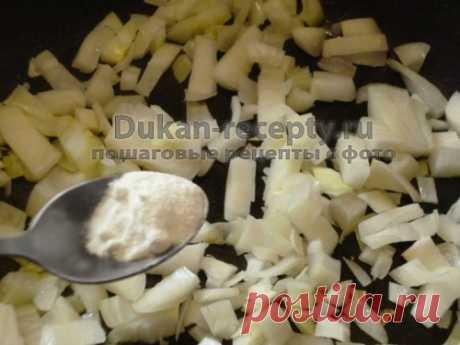 Куриное филе в йогуртовом соусе - Рецепты для диеты Дюкана   Рецепты для диеты Дюкана