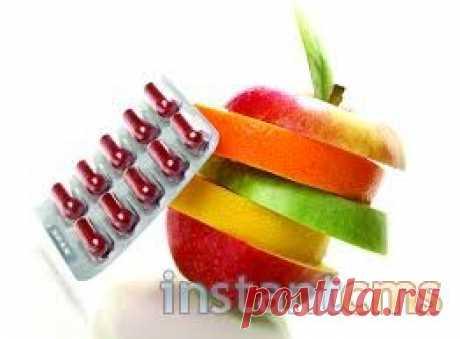 Советы о нехватке витаминов в организме.
