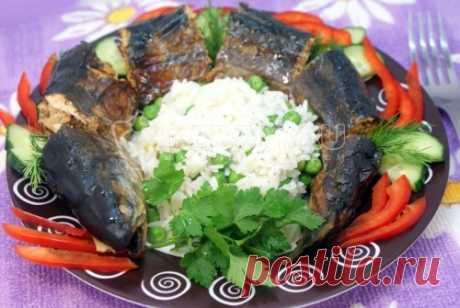 Фаршированный голец – Пошаговый рецепт с фото. Вторые блюда. Вкусные рецепты с фото. Блюда с рыбой и морепродуктами