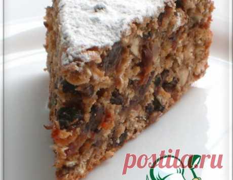 """Пирог """"Кофейный чернослив"""" – кулинарный рецепт"""