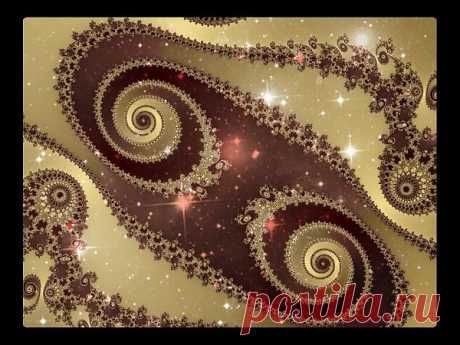 Space Fractal Abstraction  Free Stock Photo HD - Public Domain Pictures