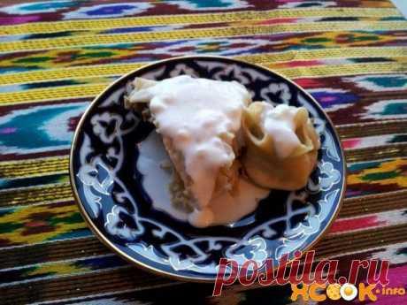 Ханум в пароварке — пошаговый рецепт приготовления с фото Сочный ханум с фаршем приготовленный в пароварке станет идеальным вторым блюдом.