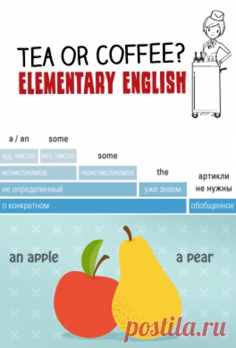 Артикли a, an и the в английском языке - примеры использования