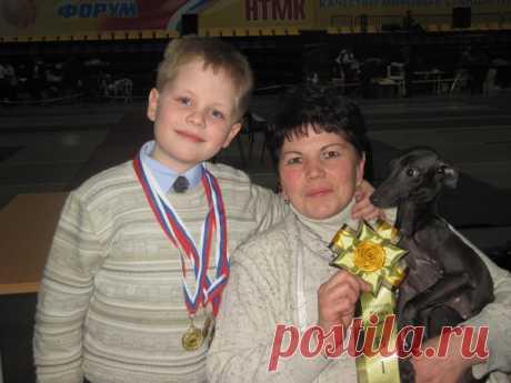 Татьяна Сорокожердьева