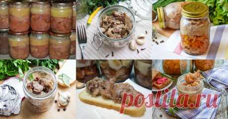 Тушёнка домашняя  - 30 рецептов приготовления пошагово Тушёнка домашняя  - быстрые и простые рецепты для дома на любой вкус: отзывы, время готовки, калории, супер-поиск, личная КК