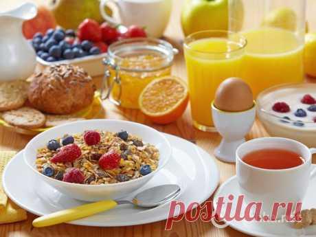 7 сценариев идеальных завтраков (видео) - lady.tochka.net