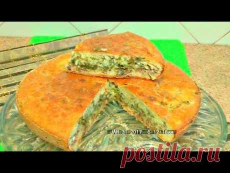 JELLIED PIE FROM FISH CANNED FOOD EASILY AND SIMPLY