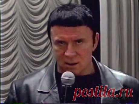 Кашпировский как сталкер: НЕ ЖРАТЬ!