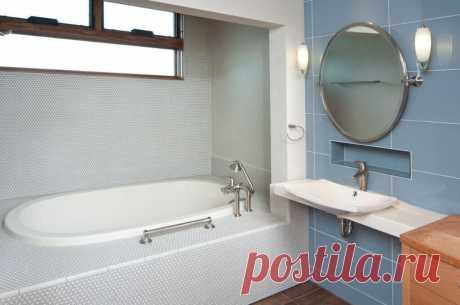 Дизайн маленькой ванной комнаты 2020 - идеи для интерьера, фото Дизайн маленькой ванной комнаты в 2020 - 31 фото - оригинальные и модные идеи оформления интерьера ванной маленьких размеров