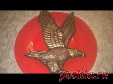 новая идея! Формы для шоколадных украшений торта