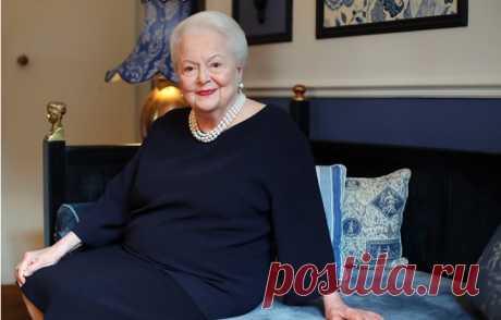 Актрисе из «Унесенных ветром» 101 год, но она фантастически выглядит