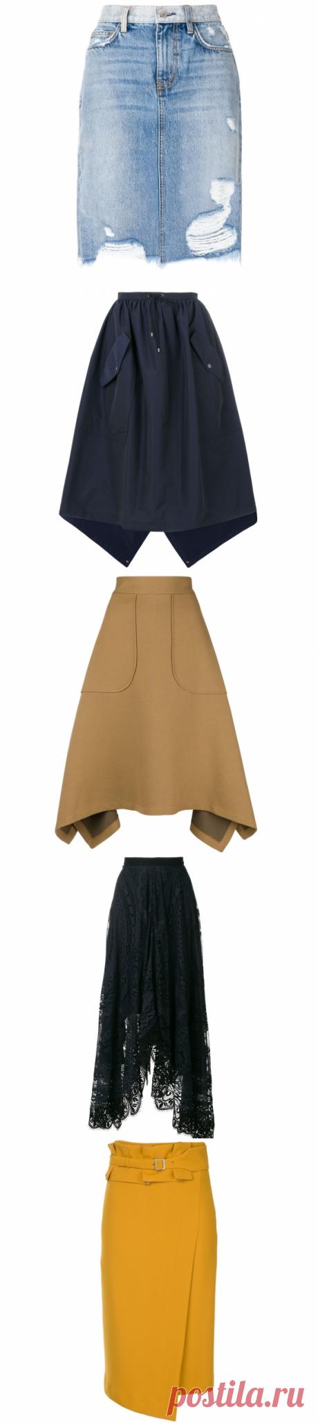 43 юбки на все случаи жизни, в которых вы будете выглядеть потрясающе
