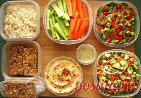 Как легко перейти на правильное питание без особых усилий