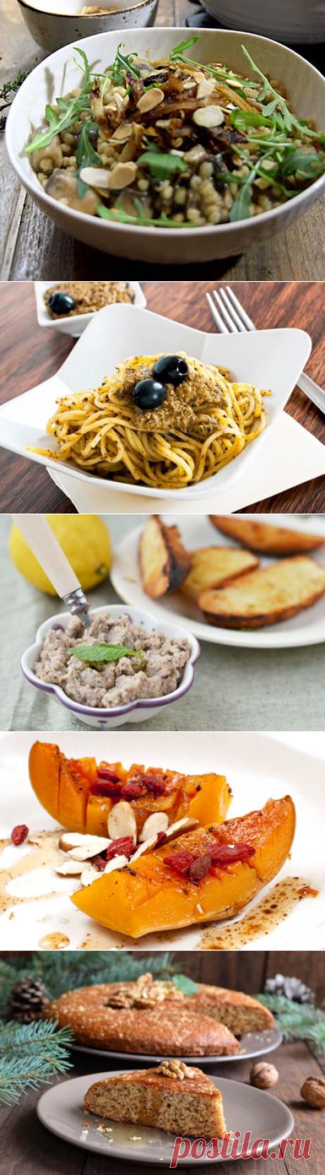 Великий пост: 10 простых и очень аппетитных блюд