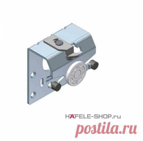 Ходовой элемент передней двери с регулировкой